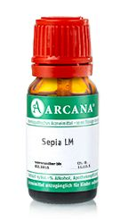 Arcana Sepia LM 12 10ml Dilution