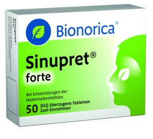Sinupret forte  50 Dragees