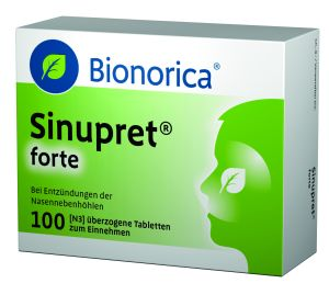 Sinupret forte 100 Dragees