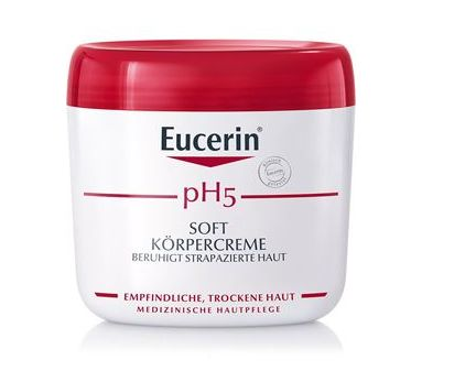 Eucerin pH5 Soft Körpercreme 450ml